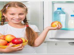 Как хранить яблоки в холодильнике на зиму